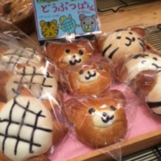 神戸マルイの1階びあるパンコーナーでかわいいパンを見つけました! 毎日、数店舗のたくさんのパンが販売されています。 皆さんもお気に入りのパンを是非探してみてください☆彡  #神戸三宮ユニオンホテル #lovehyogo  #ビジネスホテル #Kobe #unionhotel#神戸 #神戸マルイ #神戸パン  #動物パン #かわいいパン  #癒される  #